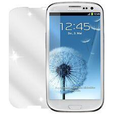 6x dipos Samsung Galaxy S3 i9300 Protector de Pantalla transparente