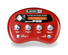 Line 6 Pocket POD E-Gitarren USB Interface