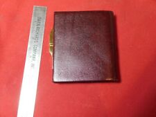 VINTAGE GOLD PFEIL WALLET WITH COIN POUCH NEW