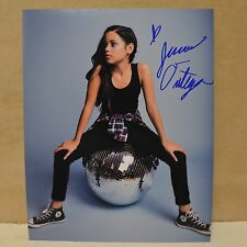 Jenna Ortega autograph signed 8x10 PSA/DNA letter of authenticity PERFECT 10!
