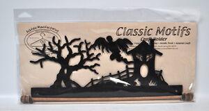 Classico Motivi 30.5cm Haunted Casa Craft Supporto