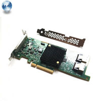 New Dell VGXKD LSI 9207-8i 6Gbps SAS PCIe 3.0 HBA P20 IT Mode ZFS FreeNAS unRAID