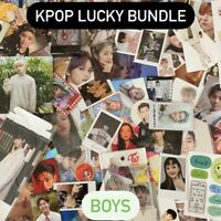 Kpop Lucky Bundle Boy Groups - Monsta X The Boyz Cravity Onewe BTS NCT EXO Ateez