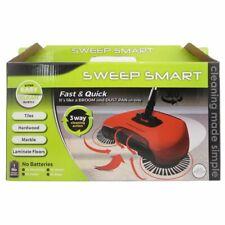 Sweep Smart Roto Clean Floor Sweeper, like a broom and dust pan in one, NIB