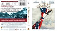 GODS AND GENERALS - BLURAY