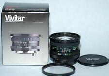 Canon Vivitar 19mm f3.8 FD manual focus lens for AE1 A1 F1 camera - Nice Mint-!