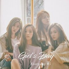 "GIRL'S DAY 5th Mini Album ""EVERYDAY #5"" K-POP CD + Photobook + Photocard"