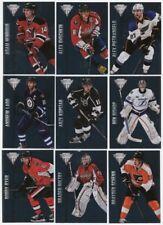 2013-14 Panini Titanium Hockey 100-Card Base Set