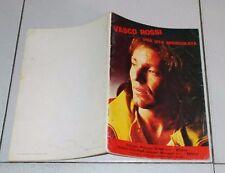 Spartiti VASCO ROSSI Una vita spericolata Star 1984 Songbook Sheet music