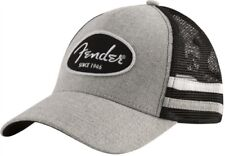 Fender Core Trucker Cap with Stripes