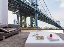Views of New York City  Photo Wallpaper Wall Mural DECOR Paper Poster Free Paste