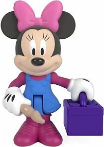 Mickey and the Roadster Racers - MECHANIC MINNIE! - Brand new damaged packaging