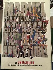 Marvel 2000-2001 Year In Review Fanboys and Bad Girls HC Jim McLauchlin