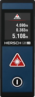 HERSCH LEM 20 Laser Entfernungsmesser (Messbereich bis 20 m, Neigungssensor,AAA)