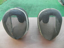 Fencing Masks - Two