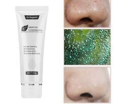 40g Green Tea Blackhead Skin Care Remove Acne Nose Deep Cleansing Pore Strip Mas