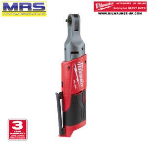 MILWAUKEE M12 FUEL™ SUB COMPACT ¼˝ RATCHET M12FIR14-0 - M12 FIR - 4933459795
