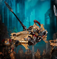 40k Adeptus Custodes Vertus praetors praetor Shield Captain Dawneagle Jetbike