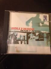 Hollywood Deadly Action - De Wolfe Library Music Series CD **