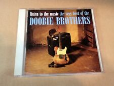 DOOBIE BROTHERS LISTEN TO THE MUSIC THE VERY BEST OF WPCP-5337 JAPAN CD 70268
