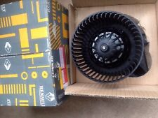 RENAULT MEGANE 2.0 Interior Blower Motor  7701205443 GENUINE