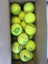 27 Used Tennis Balls. All Sanitised. Head, Wilson, Dunlop, Slazenger, Etc
