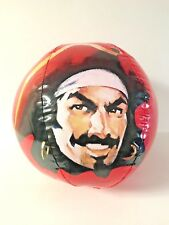 "Captain Morgan Rum Beach Ball Two (2) 12"" Nice Quality Official Captain New & Fs"