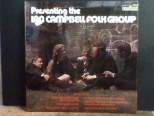 Ian Campbell FOLK Gruppo presentando LP (UK) BELLA COPIA!!!