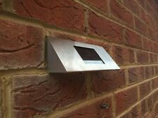 MODERN LED SOLAR LIGHT, SOLAR POWERED LIGHT ADD TO YOUR EXSISTING HOUSE SIGN!