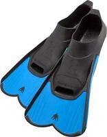 Cressi Light, Swim Fins for Men, Women and Kids, Short Training Fins for Swimmin