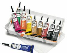 Pebeo Porcelaine 150 Oven Bake Ceramic Paint 3D Outliners Set 10 x 20ml Colours