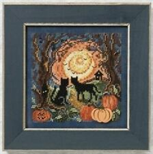 Mill Hill Buttons and Beads - Moonlit Kitties - Cross Stitch Kit - MH14-1206
