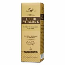 Liquide Vitamine E 59ml Par Solgar
