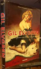 Gil Elvgren: All His Glamorous American Pin-Ups (Jumbo) ASIN: 3822866113 VG/VG