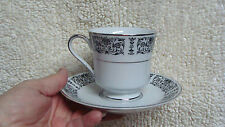 Royal Song Fine China Trousseau Made In Japan CUP AND SAUCER SET  NICE