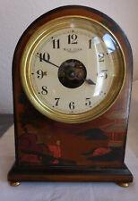 Pendule bulle clock modèle japonisant
