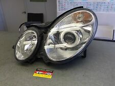 W211 E500 E320 E350 03-06 Left Headlight Xenon Assembly NEW Original