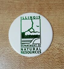 Illinois Deparrment of Natural Resources ~ Collectible Cardboard Discs ~ POGS