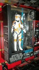 Star Wars The Black Series 6 Inch Clone Commander Cody #14. MIB