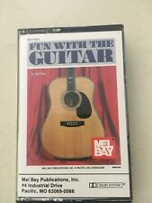 Mel Bay Fun With the Guitar Cassette -New-Now Free Shipping