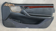 MERCEDES AMG CL55 CL C215 W215 TÜRVERKLEIDUNG TÜR VORNE RECHTS VERKLEIDUNG BOSE