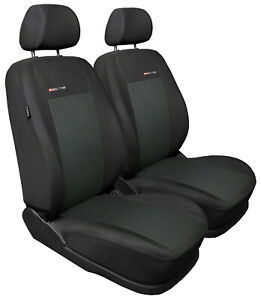 Front Seat Covers fit Ford Fiesta Mk5 Mk6 Mk7