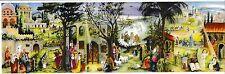 # SELLMER Adventskalender # Nr. 4260 Midi-Panorama Bibelsszene mit Briefumschlag
