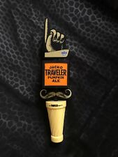 Traveler Beer Co Jack-O-Traveler Pumpkin Ale Tap Handle