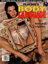 Playboy BODY LANGUAGE 1998 u.a. mit VICTORIA SILVSTEDT & DITA VON TEESE*