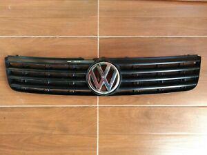VW PASSAT FRONT RADIATOR GRILLE 1998-2001  3B0 853 653C Genuine With Emblem