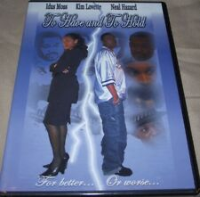 """""""TO HAVE AND TO HOLD"""" FOR BETTER.. OR WORSE STARRING KIM LOVETTE IDUS MOSS  DVD"""