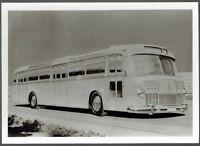 Original Henschelwerkfoto Henschel Omnibus Hs 200 Un (AGK1099)