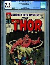 Thor Journey Into Mystery # 121 CGC 7.5   1965 Amricons K20