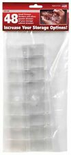 Stack On DIV-SM Dividers For Small Drawers Of Storage Organizer Cabinet 48 Pack